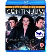 Continuum - Season 3 Blu-ray