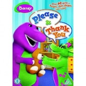 Barney Please And Thank You DVD