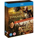 Clash Of The Titans   Wrath Of The Titans Blu-ray Region Free