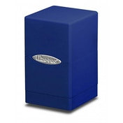 Ultra Pro Blue Satin Tower Deck Box