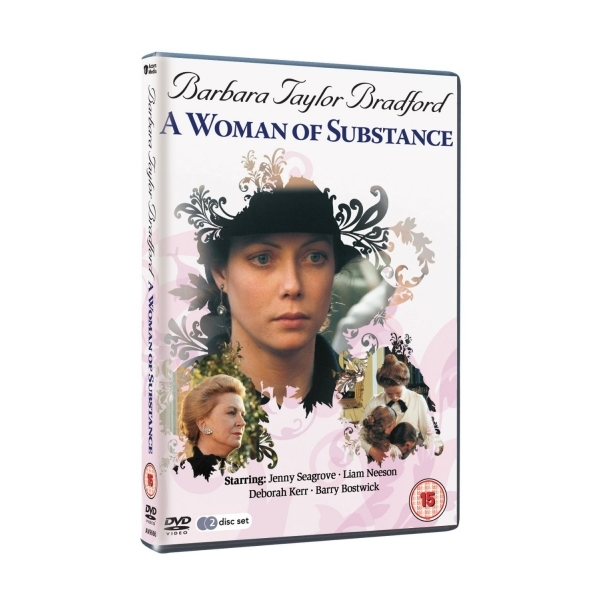 Barbara Taylor Bradfords A Woman Of Substance DVD