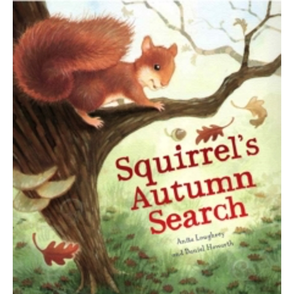 Squirrel's Autumn Search by Anita Loughrey (Paperback, 2013)