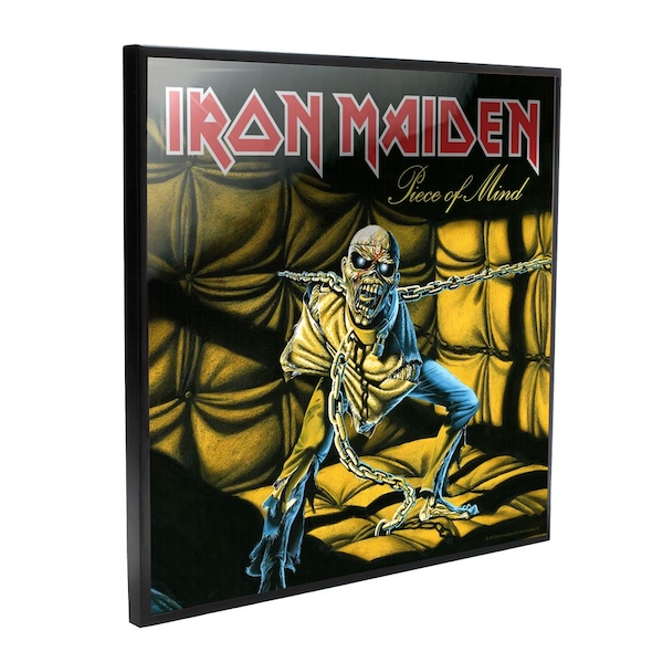 Piece of Mind (Iron Maiden) Crystal Clear Picture