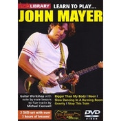 Lick Library: Learn To Play John Mayer DVD