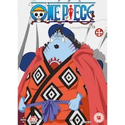One Piece Uncut Collection 18 (Episodes 422-445) DVD