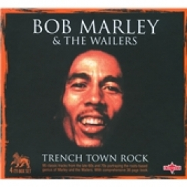 Bob Marley & The Wailers Trench Town Rock CD