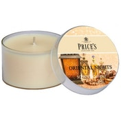 4 cm Oriental Nights scented Candle Tin