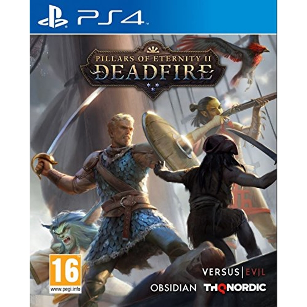 Pillars Of Eternity II Deadfire PS4 Game - Image 1