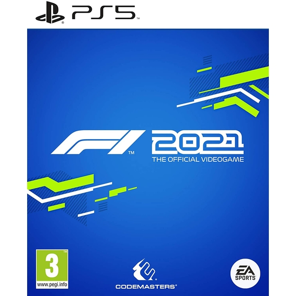 F1 2021 PS5 Game
