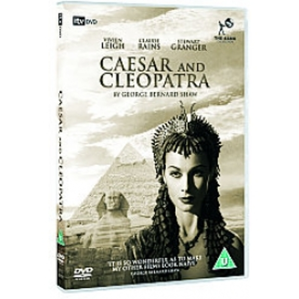 Caesar And Cleopatra 1976 DVD