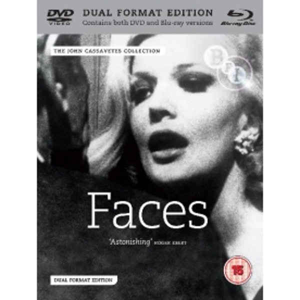 Faces The John Cassavetes Collection Blu-ray & DVD
