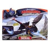 How to Train your Dragon Giant Fire Breathing Toothless