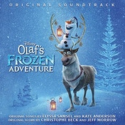 Olaf's Frozen Adventure Soundtrack CD