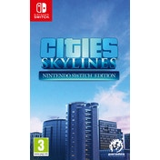 Cities Skylines Nintendo Switch Game
