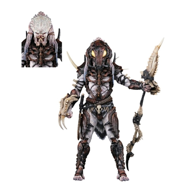 Ultimate Alpha (Predator) 100th Edition Neca Action Figure [Damaged Packaging]
