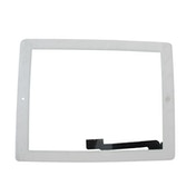 iPad 3 Compatible Assembly Touch Screen only White OEM Original