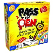 Pass the Pen Drawing Board Game