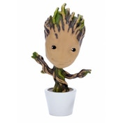 "Potted Groot (Guardians Of The Galaxy Vol.2) 4"" Metal Die Cast Figure"