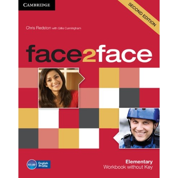 face2face Elementary Workbook without Key by Chris Redston (Paperback, 2012)