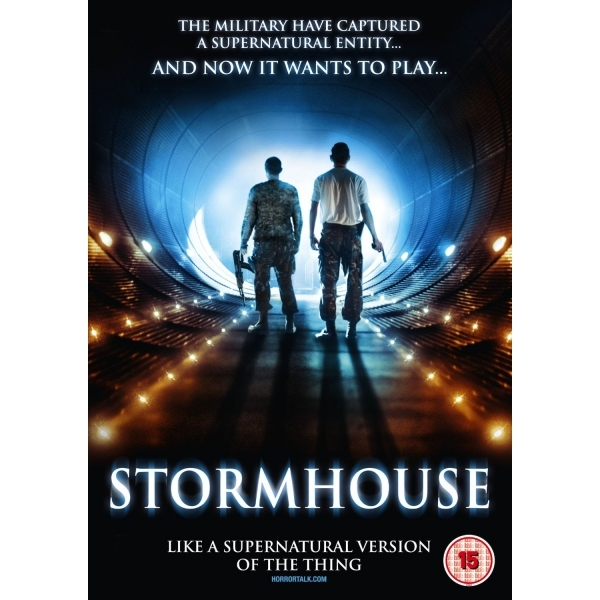 Stormhouse DVD