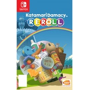 Katamari Damacy Reroll Nintendo Switch Game