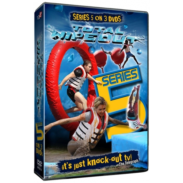 Total Wipeout - Complete Series 5 DVD Box Set