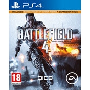 Battlefield 4 Limited Edition Game PS4