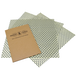 Set of 3 Reusable Beeswax Food Wraps | M&W - Image 4