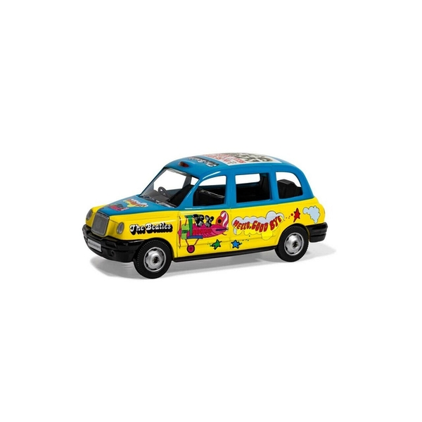 Corgi The Beatles London Taxi 'Hello, Goodbye' Diecast Model