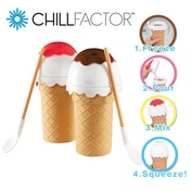 ChillFactor Ice Cream Maker