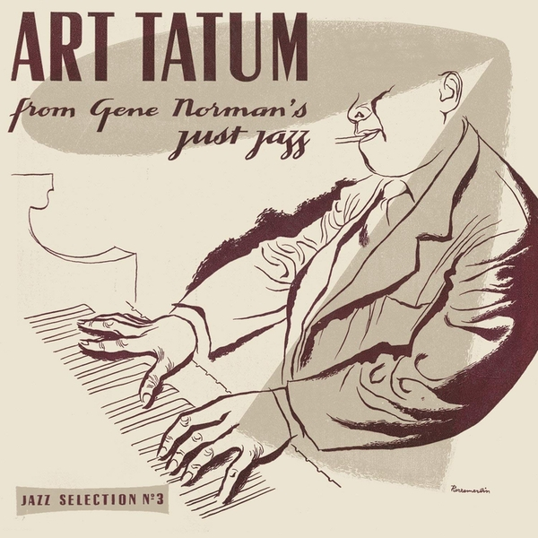 Art Tatum - From Gene NormanS Just Jazz Vinyl