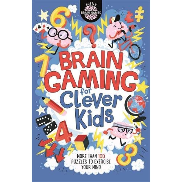 Brain Gaming for Clever Kids  Paperback / softback 2018
