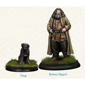 Ex-Display Harry Potter Miniatures Adventure Game Rubeus Hagrid Expansion Board Game Used - Like New