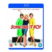 Some Like It Hot Blu-ray
