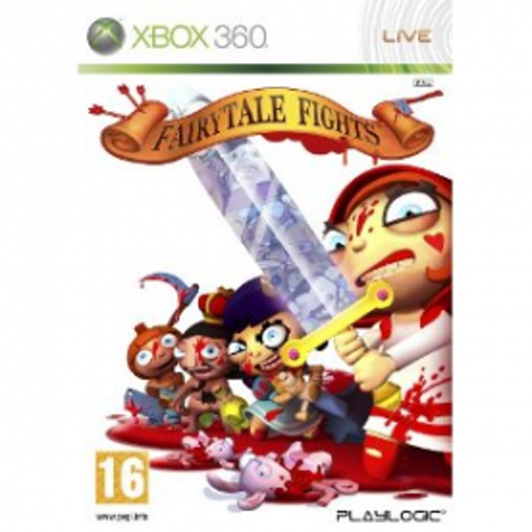 Fairytale Fights Game Xbox 360