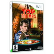 Top Trumps Doctor Who Game Wii