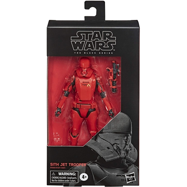 Sith Jet Trooper (Star Wars) The Black Series Action Figure - Image 1