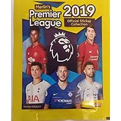 Premier League 2019 Sticker Collection (50 Packs)