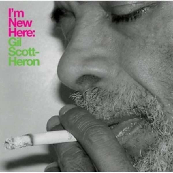 Gil Scott Heron - Im New Here CD