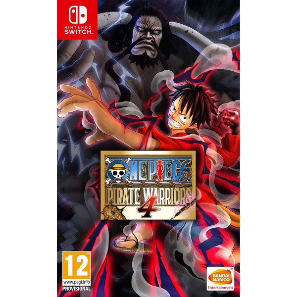 One Piece Pirate Warriors 4 Nintendo Switch Game