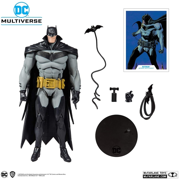 Batman (Batman White Knight) McFarlane Action Figure
