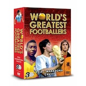Worlds Greatest Footballers DVD