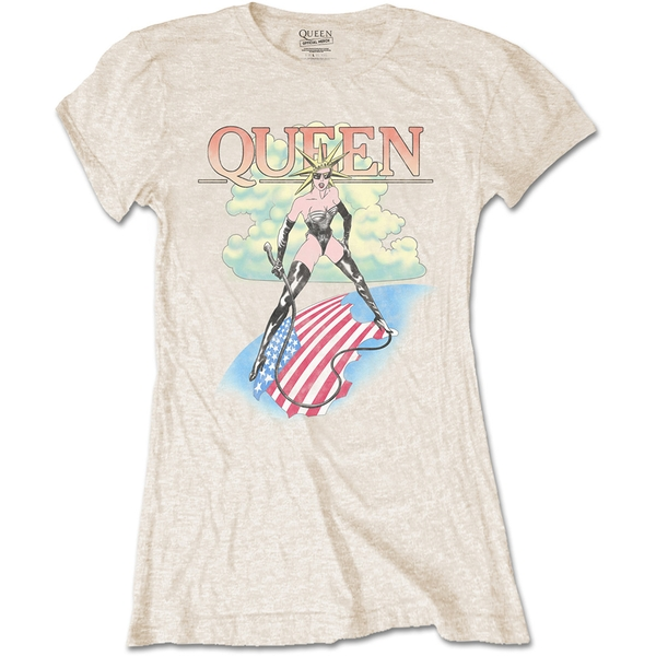 Queen - Mistress Women's Large T-Shirt - Neutral