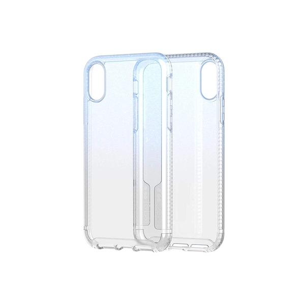 Tech21 Protective Apple iPhone XR Case Ultra-Thin Iridescent Back Cover with BulletShield