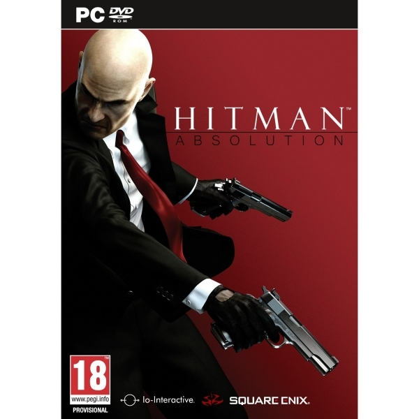 Hitman Absolution Game PC