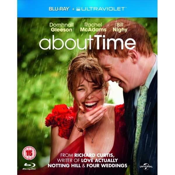 About Time Blu-ray & UV Copy