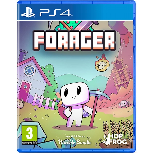Forager PS4 Game