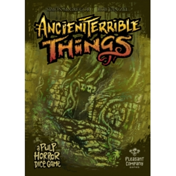 Ancient Terrible Things - Image 1