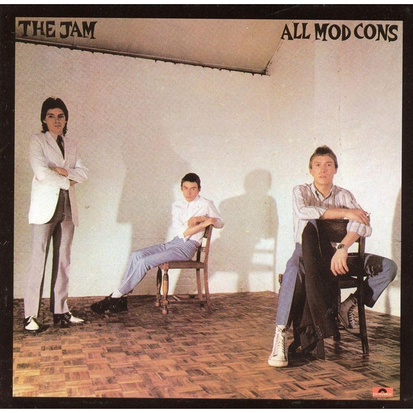 The Jam - All Mod Cons Vinyl