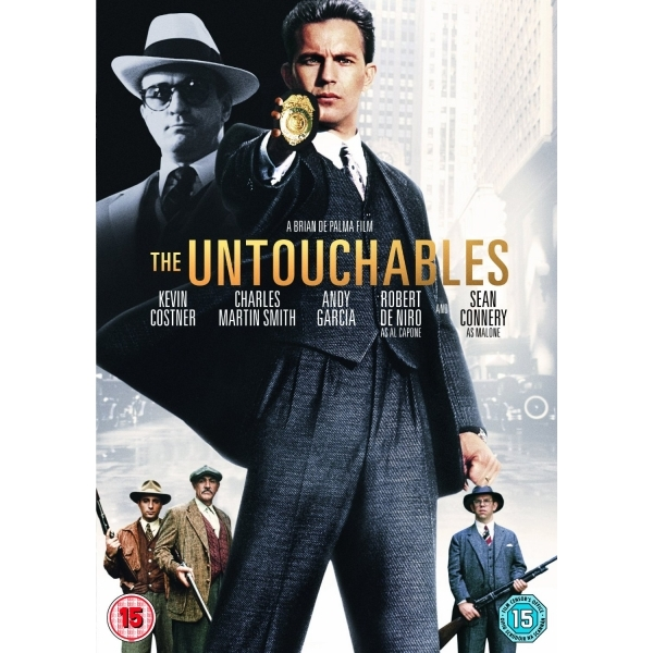 The Untouchables DVD